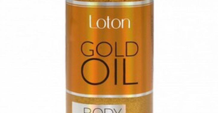 GOLD OIL od LOTON