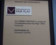 Polpharma Fair Play